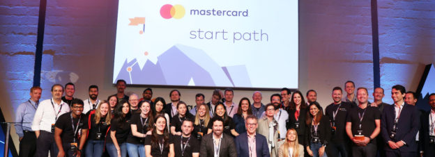 Mastercard StartPath programme attendees