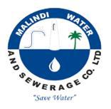 Malindi Water logo