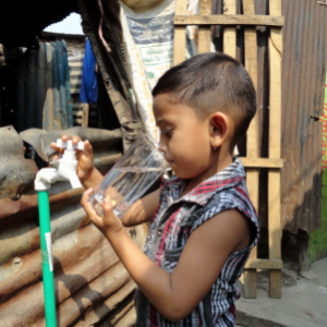 Project logo of Eau et Vie: Sustainable access to reliable water in Bangladesh and the Philippines