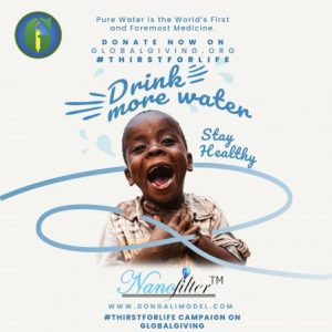Project logo of Thirst For Life